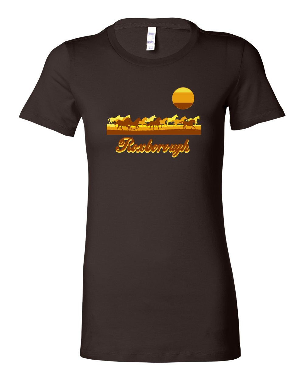 Roxborough LADIES Junior-Fit T-Shirt