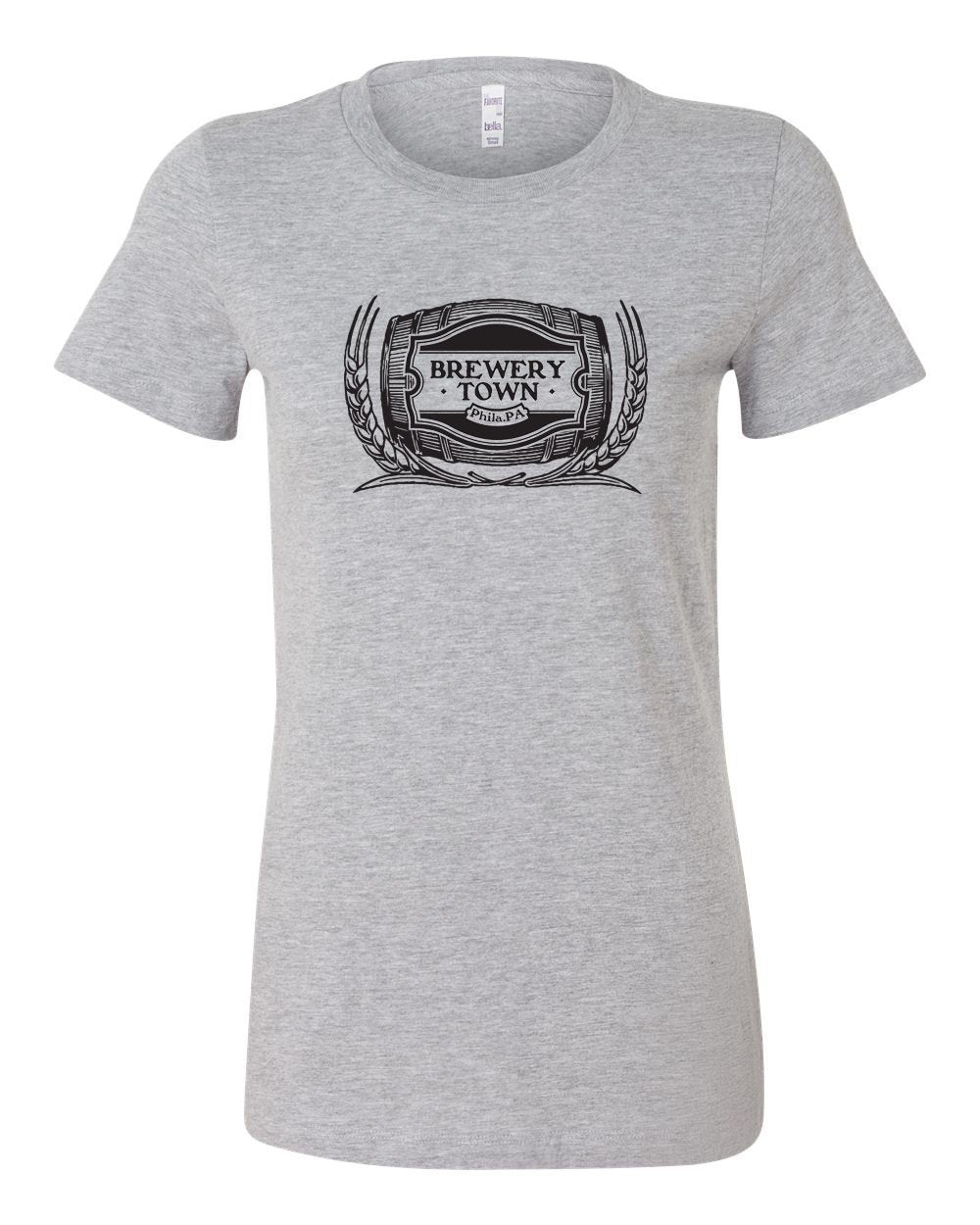 Brewerytown LADIES Junior-Fit T-Shirt