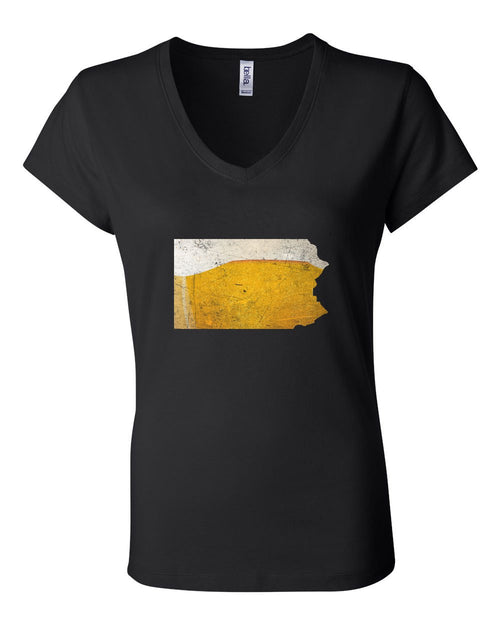 PA Beer LADIES Junior Fit V-Neck