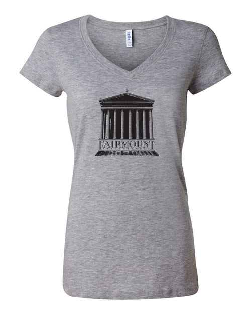Fairmount LADIES Junior Fit V-Neck