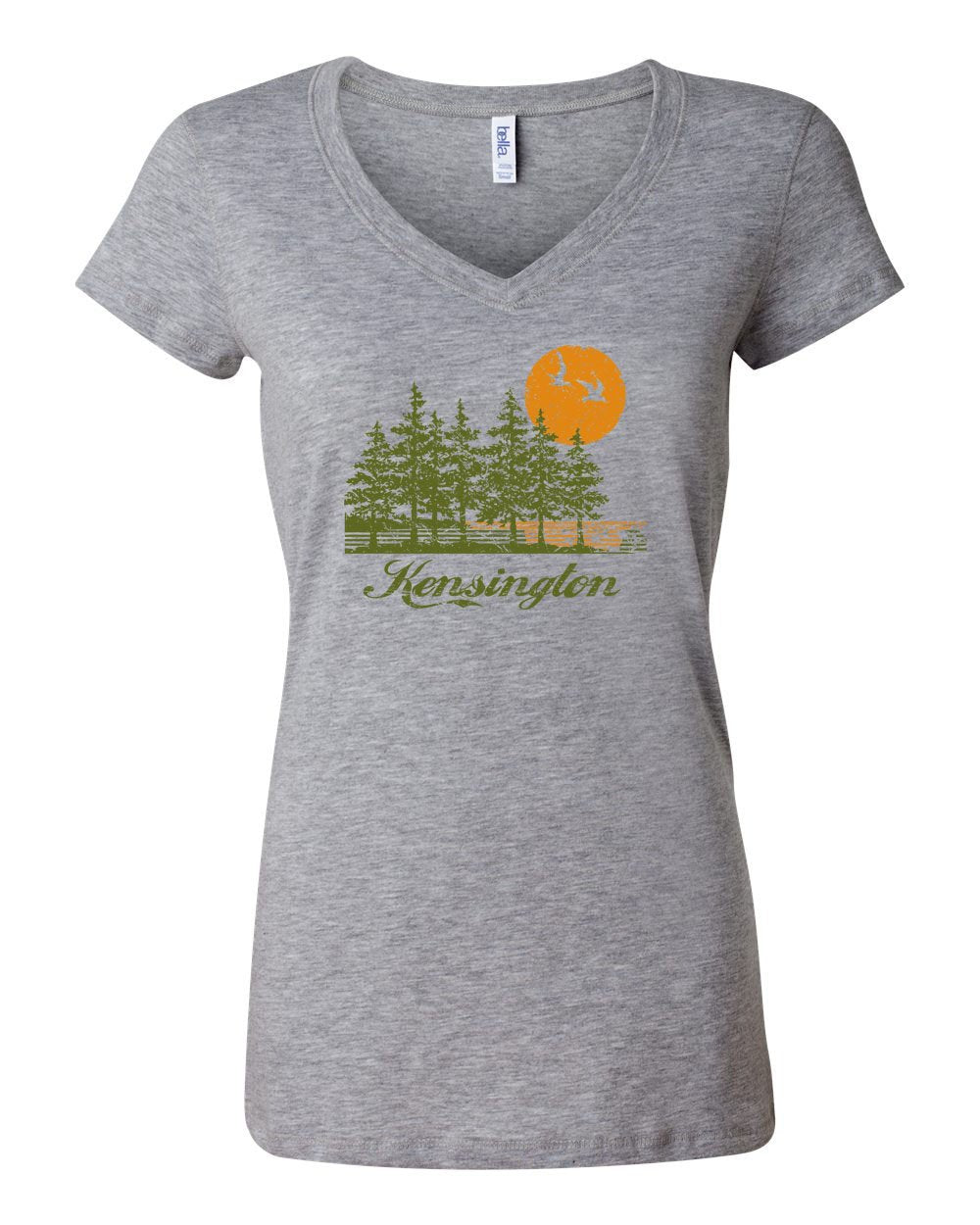 Kensington LADIES Junior Fit V-Neck