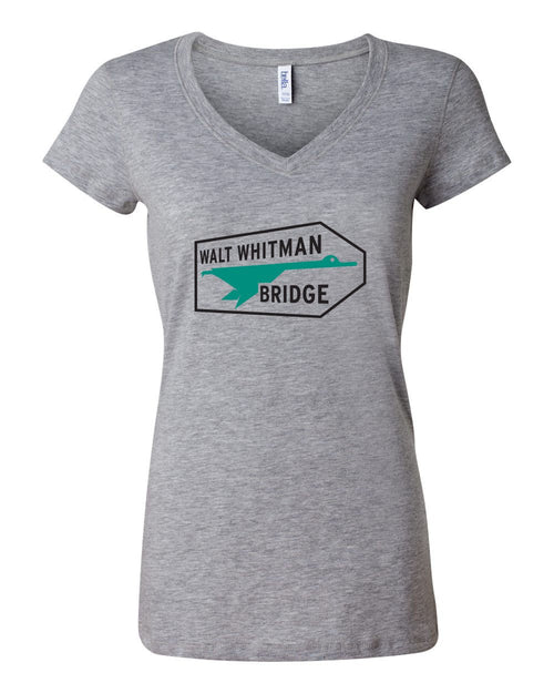 The Walt LADIES Junior Fit V-Neck