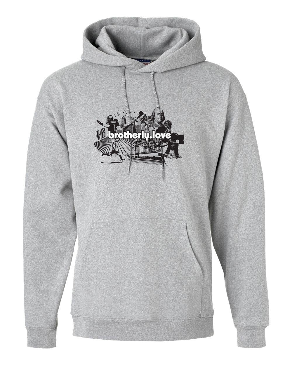 Brotherly Love V1 Hoodie