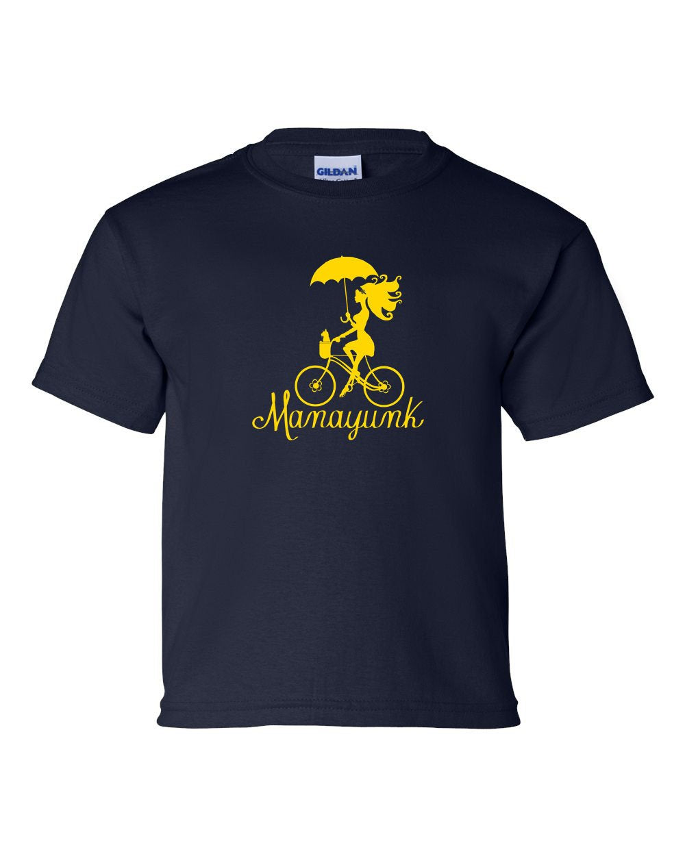 Manayunk Bike KIDS T-Shirt