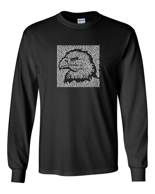The Speech MENS Long Sleeve Heavy Cotton T-Shirt
