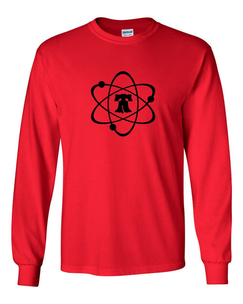 Philadelphia Experiment MENS Long Sleeve Heavy Cotton T-Shirt