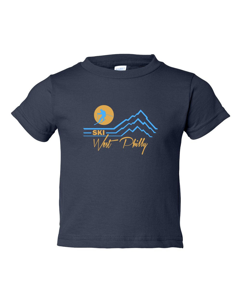 Ski West Philly TODDLER T-Shirt