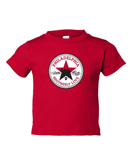 Brotherly Love V2 TODDLER T-Shirt