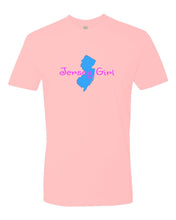 Jersey Girl Mens/Unisex T-Shirt