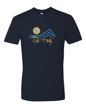 Ski West Philly Mens/Unisex T-Shirt