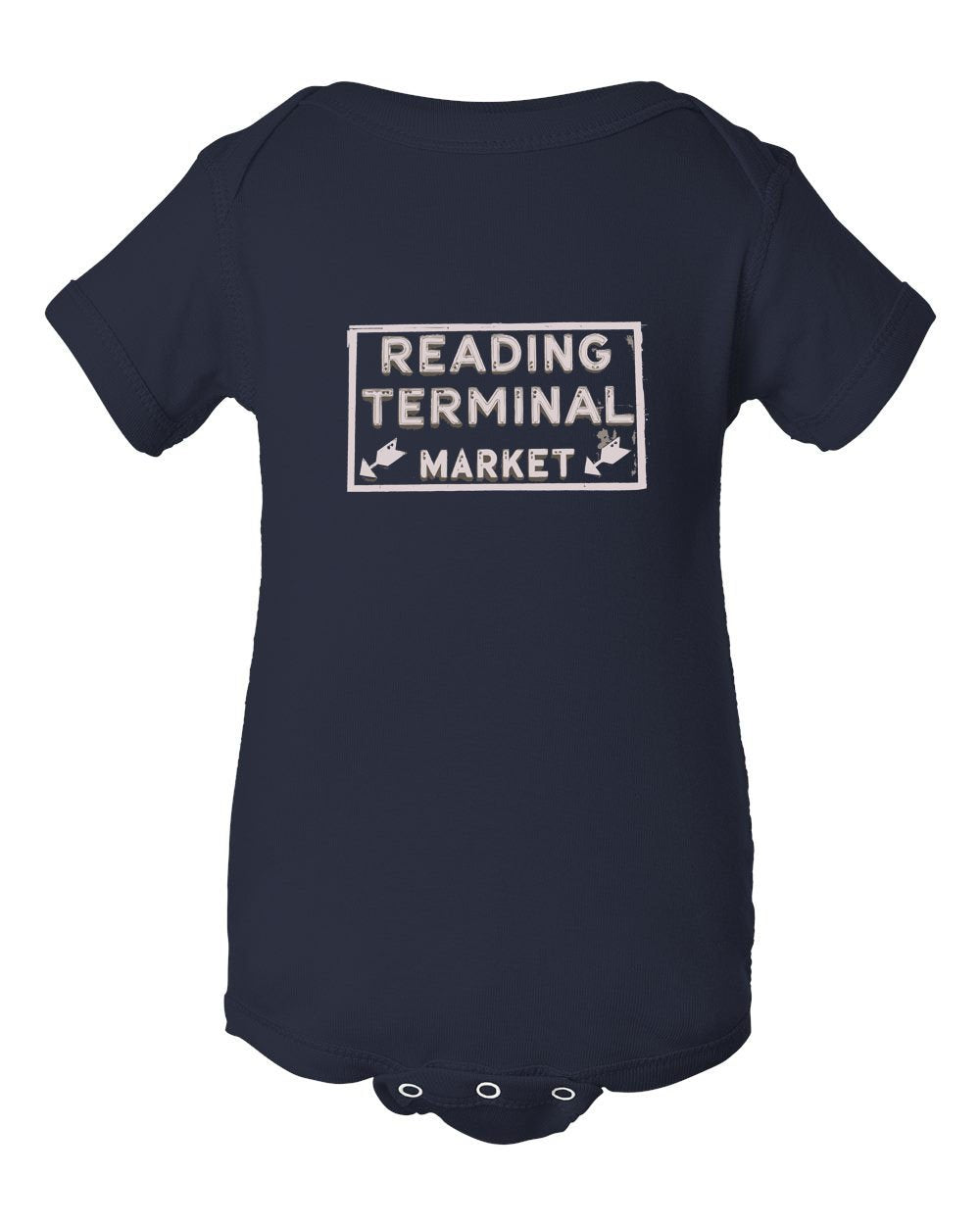 Reading Market INFANT Onesie