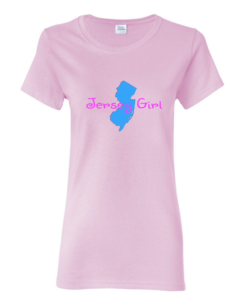 Jersey Girl LADIES Missy-Fit T-Shirt