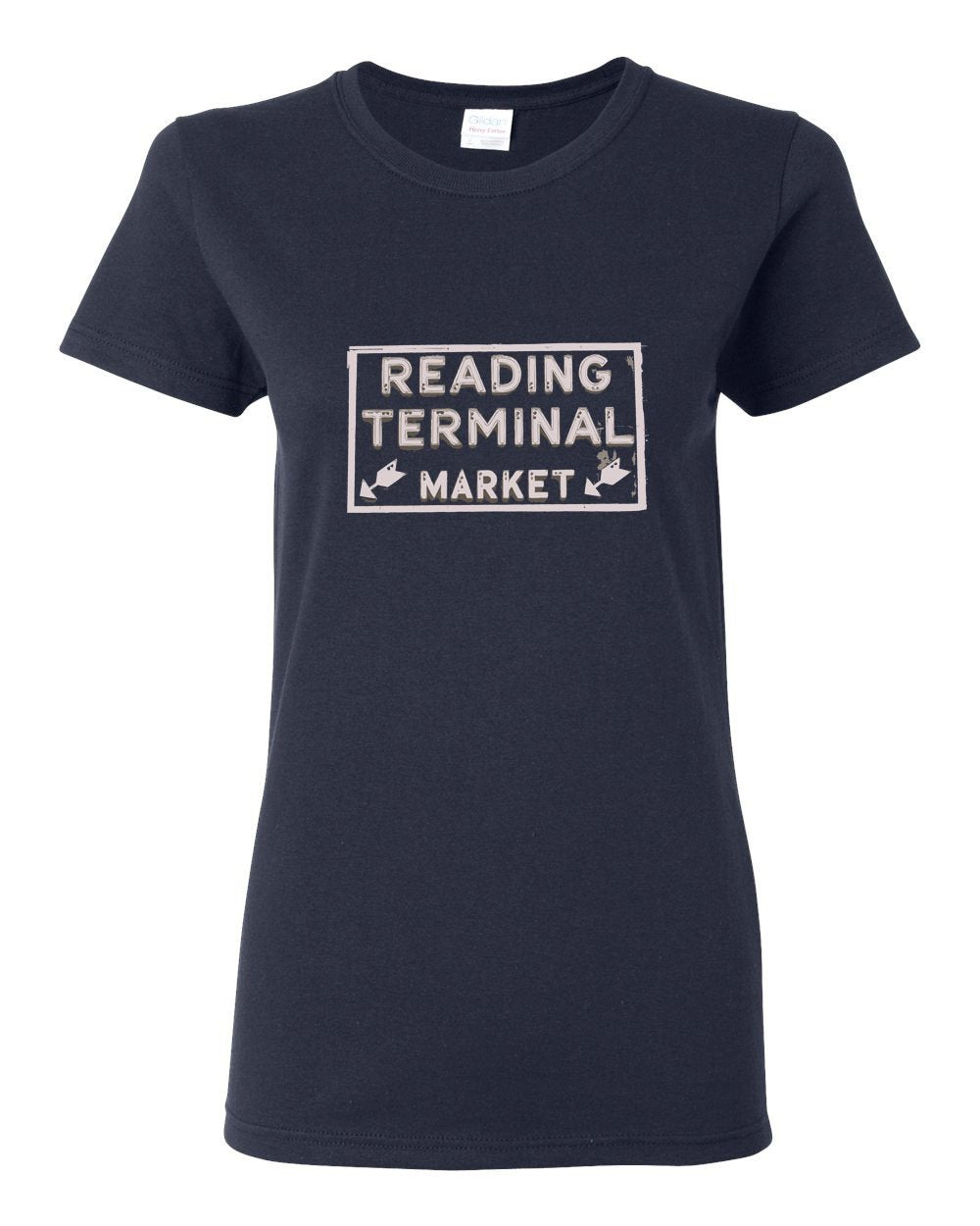 Reading Market LADIES Missy-Fit T-Shirt