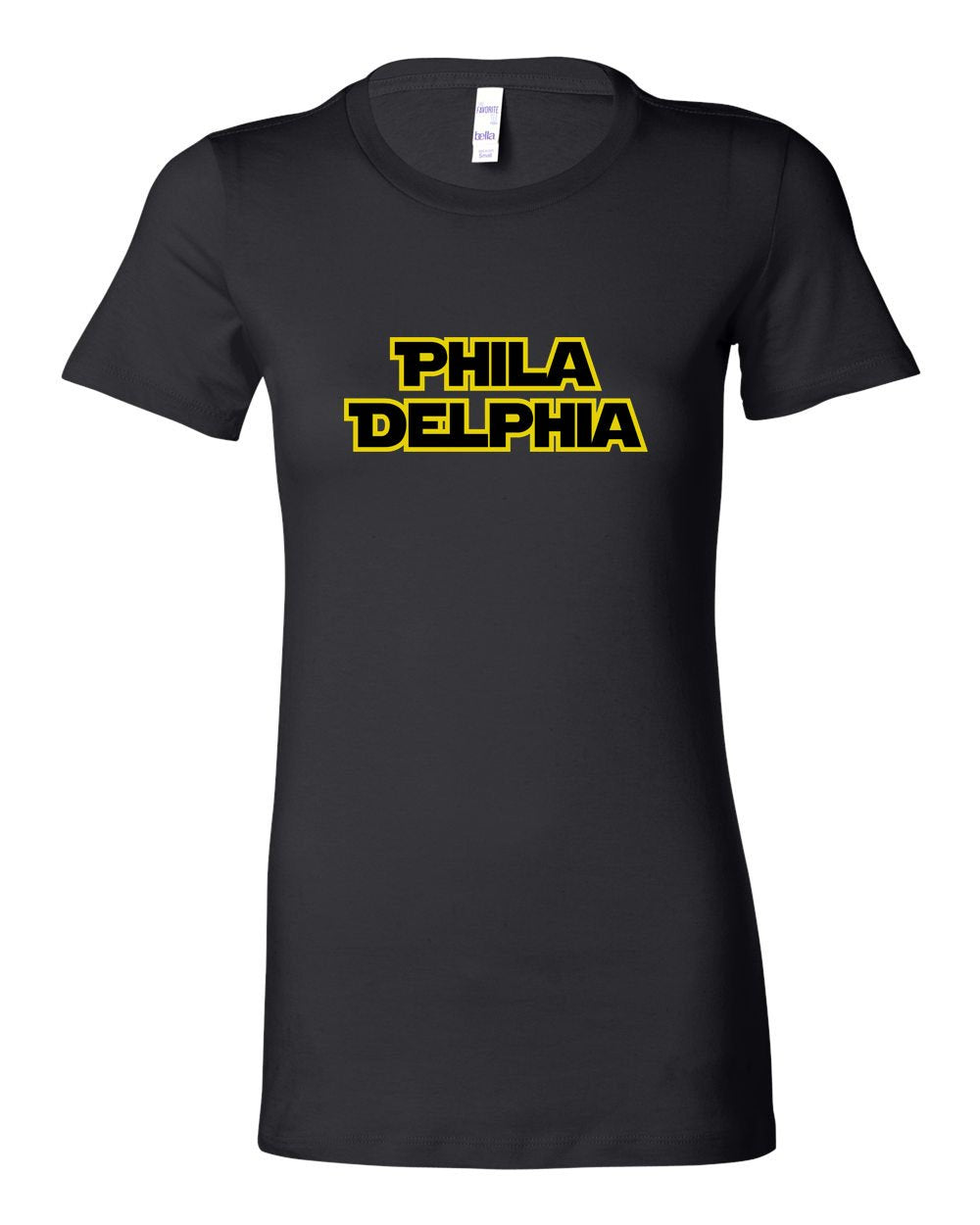 Philly Wars LADIES Junior-Fit T-Shirt