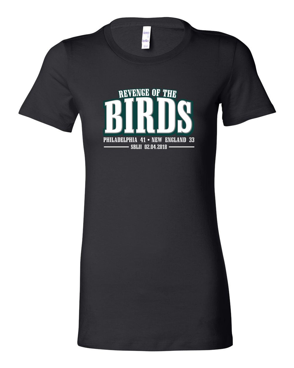 Revenge of the Birds LADIES Junior-Fit T-Shirt