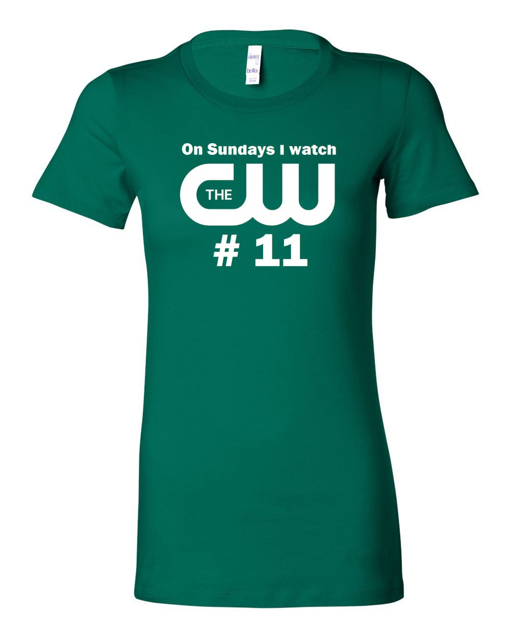 CW11 LADIES Junior-Fit T-Shirt