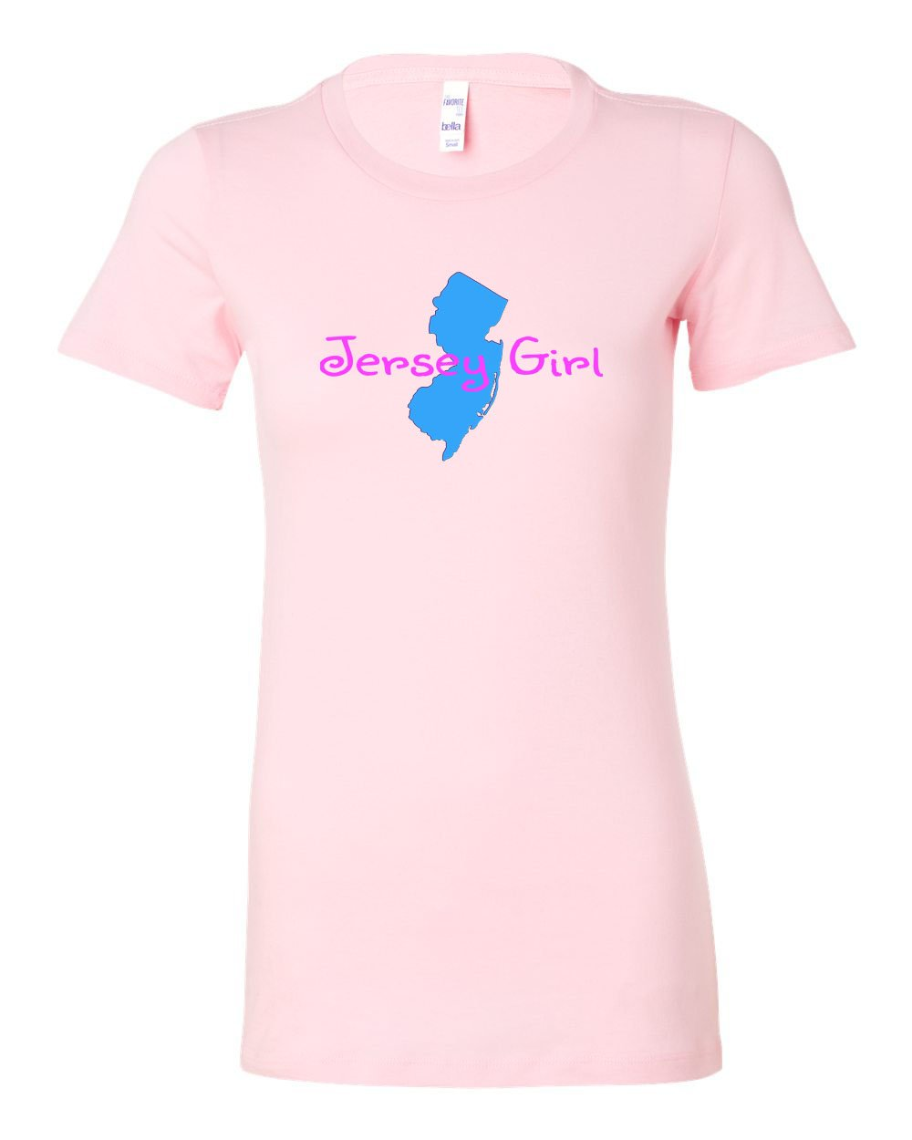 Jersey Girl LADIES Junior-Fit T-Shirt
