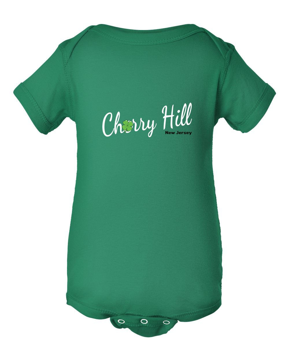 Irish Cherry Hill INFANT Onesie