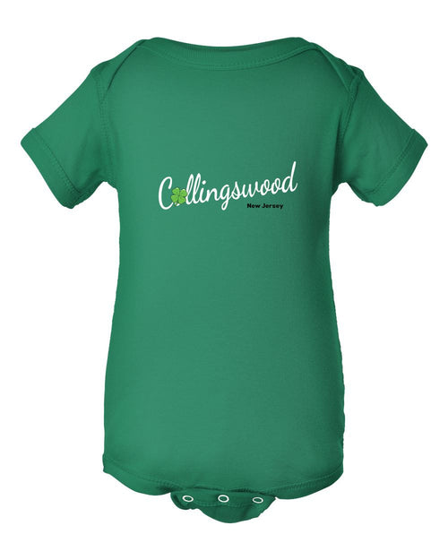 Irish Collingswood INFANT Onesie