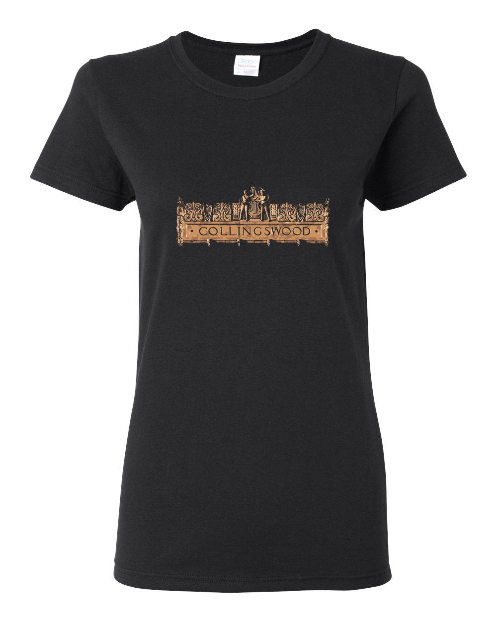 Collingswood Crest LADIES Missy-Fit T-Shirt