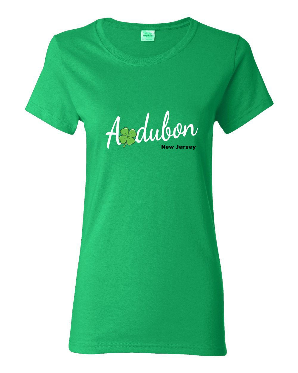Irish Audubon LADIES Missy-Fit T-Shirt