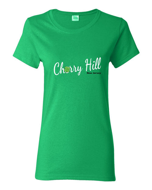 Irish Cherry Hill LADIES Missy-Fit T-Shirt