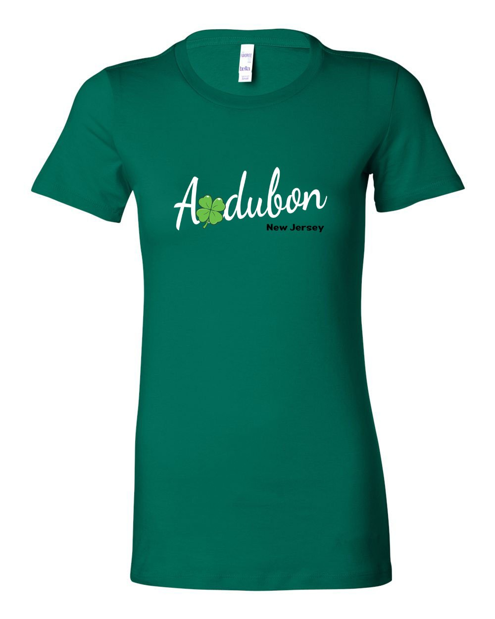 Irish Audubon LADIES Junior-Fit T-Shirt