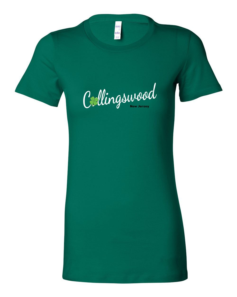 Irish Collingswood LADIES Junior-Fit T-Shirt