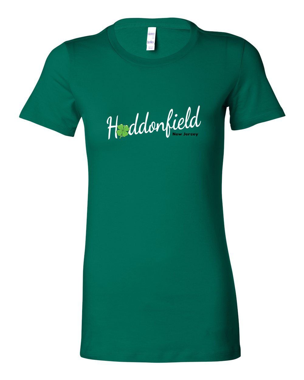 Irish Haddonfield LADIES Junior-Fit T-Shirt