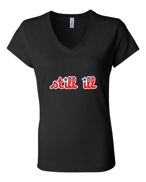 Still Ill LADIES Junior Fit V-Neck