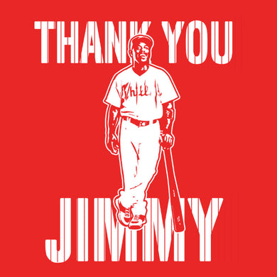 Thank You Jimmy