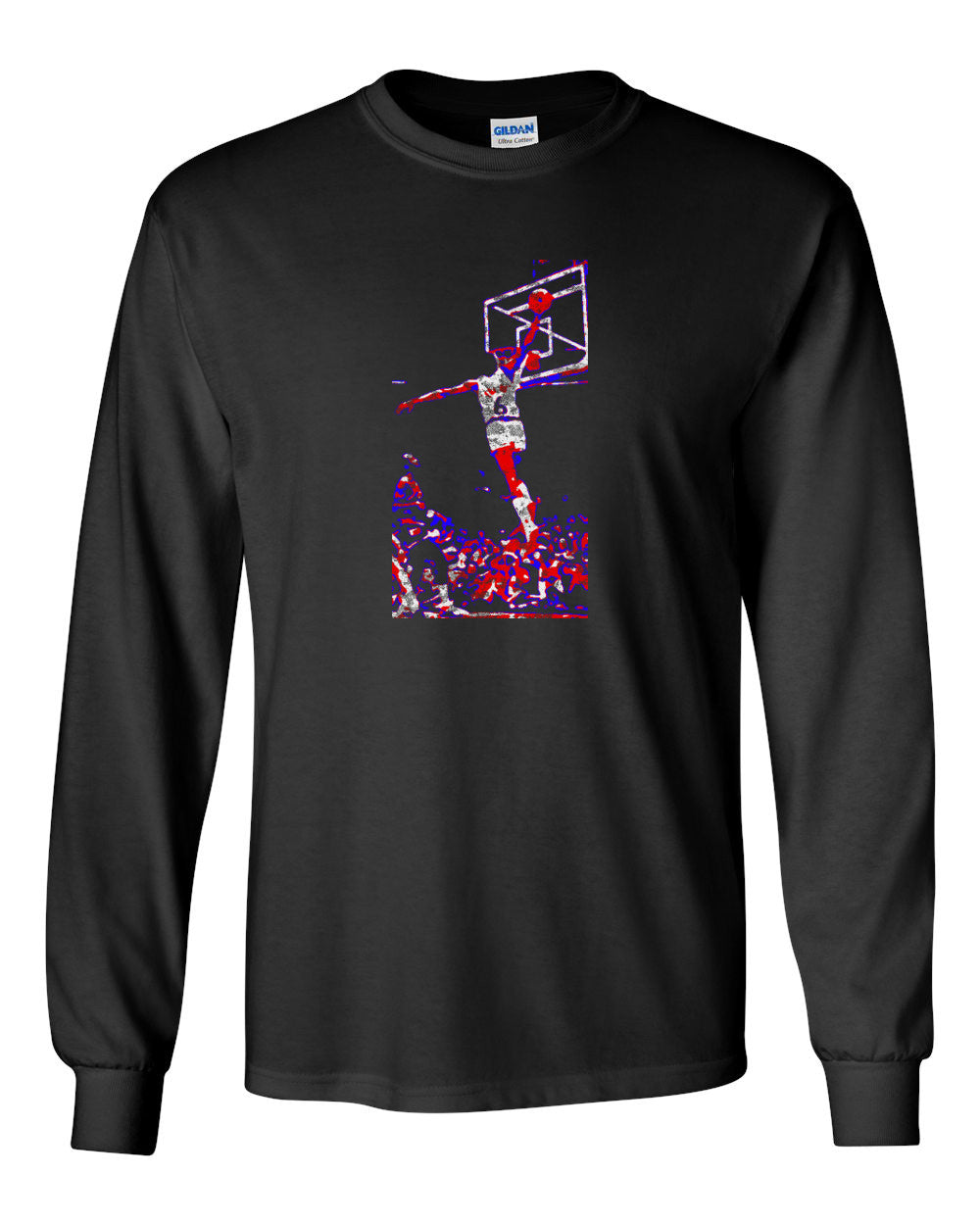 The Dr. MENS Long Sleeve Heavy Cotton T-Shirt