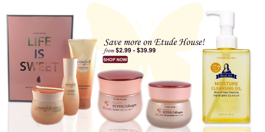 Etude House Collagen Series