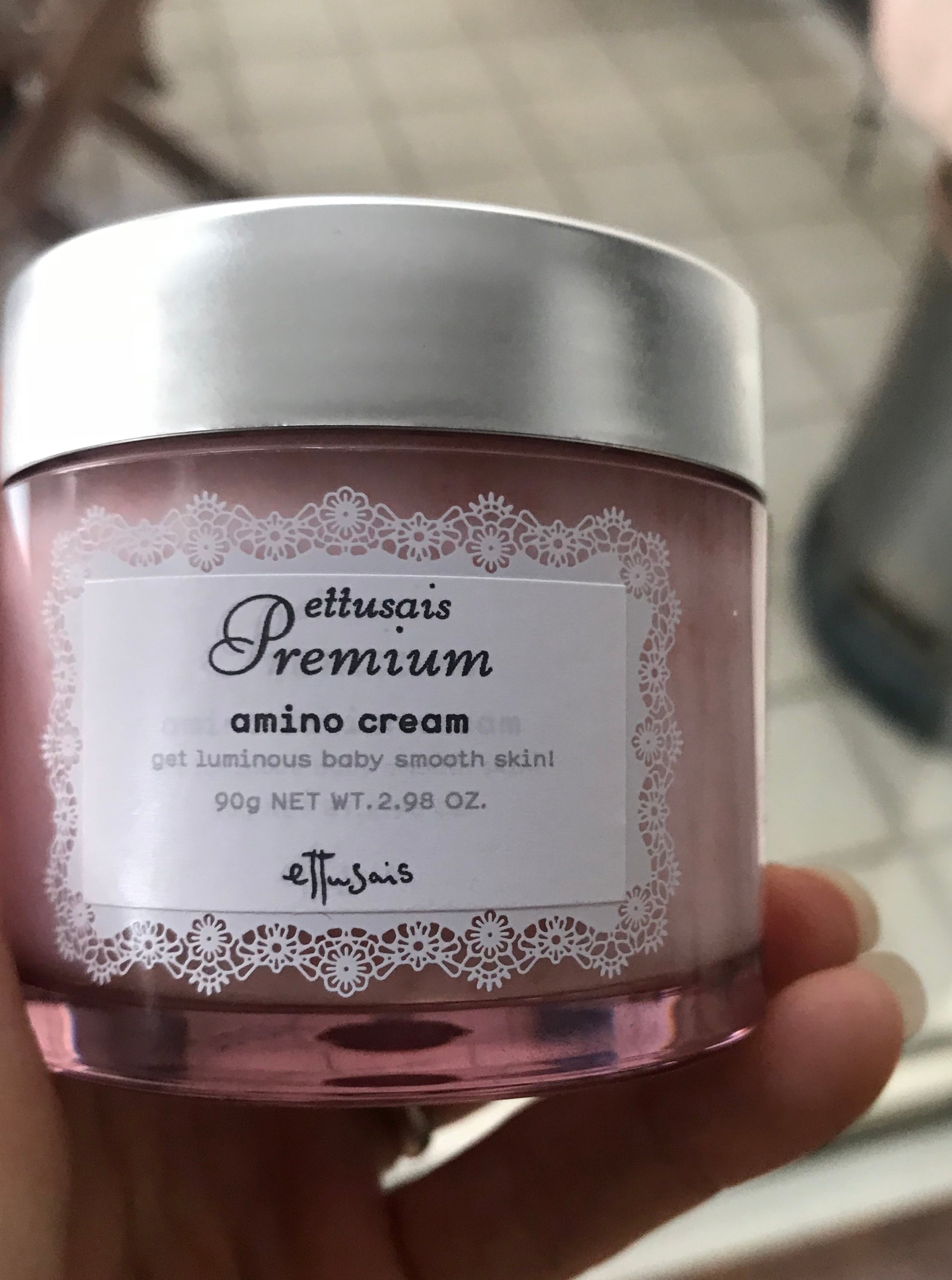 Review on Ettusais Premium Amino Caviar Cream