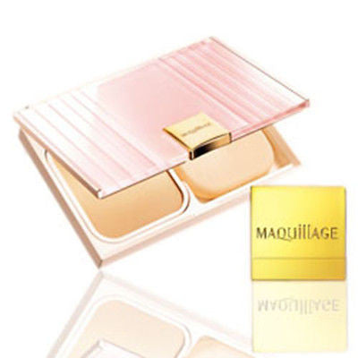 Shiseido Maquillage Compact Case W for True Powdery UV Foundation