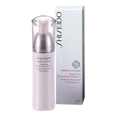 Shiseido White Lucent Brightening Protective Emulsion SPF15 PA++ (75ml)