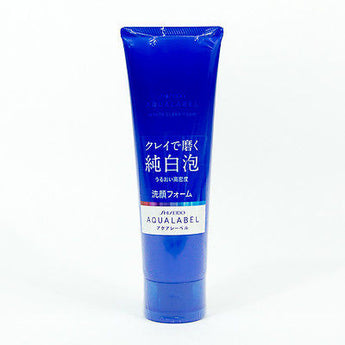 Shiseido Aqua Label White Clear Foam 130g - BeautyKat