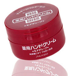 Shiseido Fine Toiletry Hand Cream (100g)