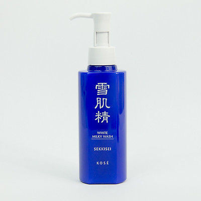 Kose Sekkisei White Milky Wash 140ml - BeautyKat