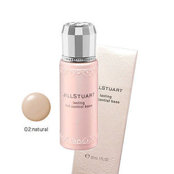 *Final Sale* Jill Stuart Makeup Lasting Tint Control Base SPF35 (02 Natural 30ml)