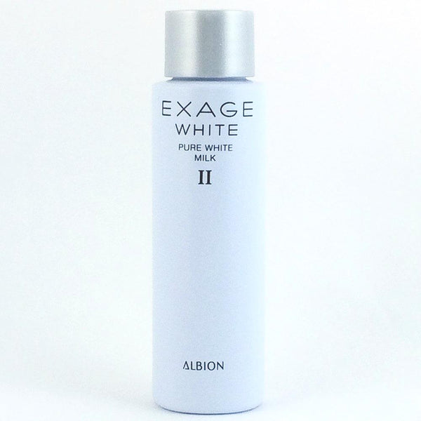 Sample: Albion Exage White Pure White Milk II 30ml - BeautyKat