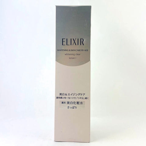 Shiseido Elixir Whitening & Skin Care By Age Whitening Clear Lotion I (Fresh Toner - 170ml)