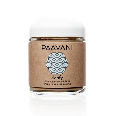 PAAVANI Ayurveda Cleanser & Mask and Floral Water (Various Types)