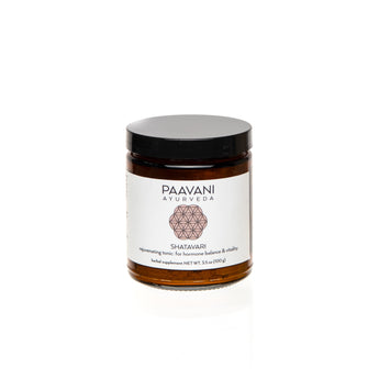 PAAVANI Ayurveda Shatavari (Herbal Supplement for Feminine Energy)