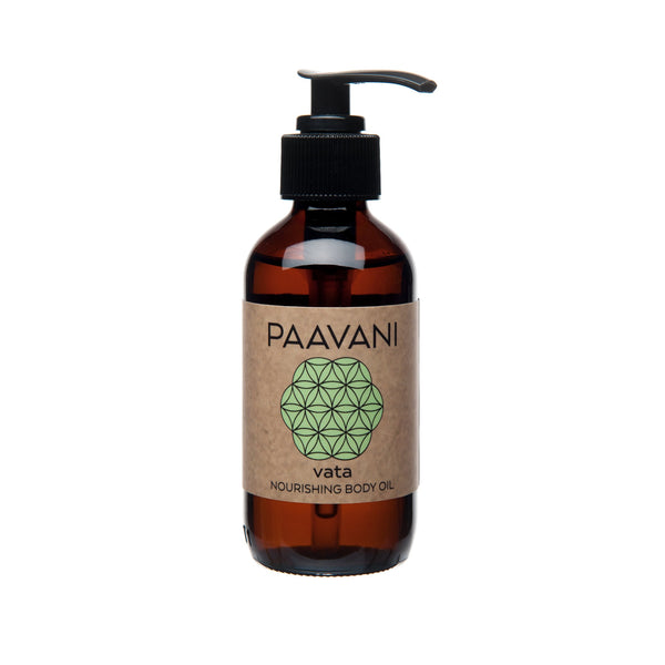PAAVANI Ayurveda Vata Body Oil