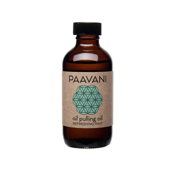 PAAVANI Ayurveda Mint Pulling Oil (Oral Care)