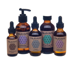 PAAVANI Ayurveda The Dinacharya Ritual (All Skin Types).