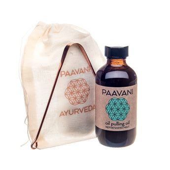 PAAVANI Ayurveda The Oral Care Ritual