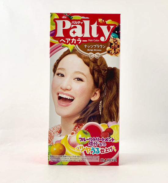 Dariya Palty Hair Color, Hair Dye, Made in Japan - BeautyKat