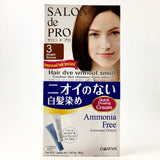 Dariya Japan Salon De Pro Hair Dye Non Smell Cream - BeautyKat
